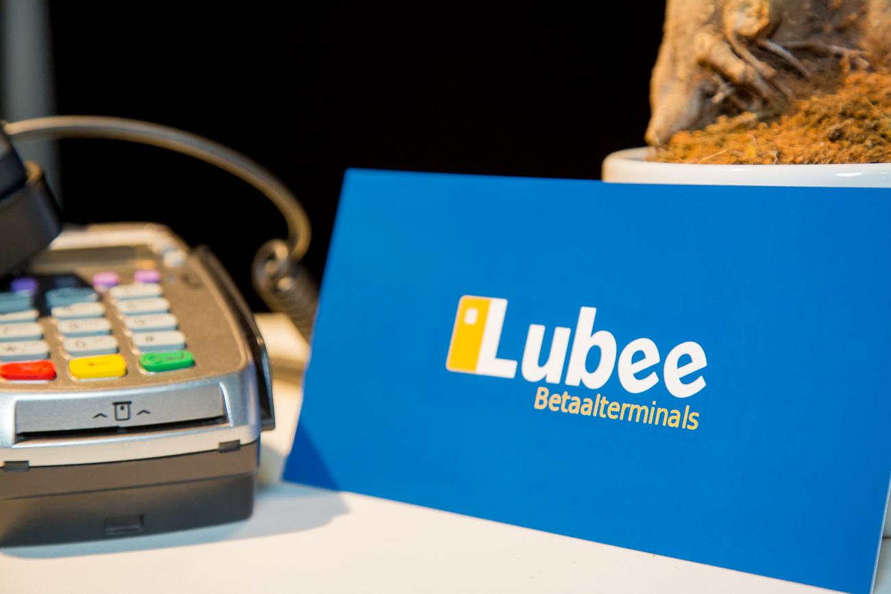 Pinautomaat, betaalterminal Lubee